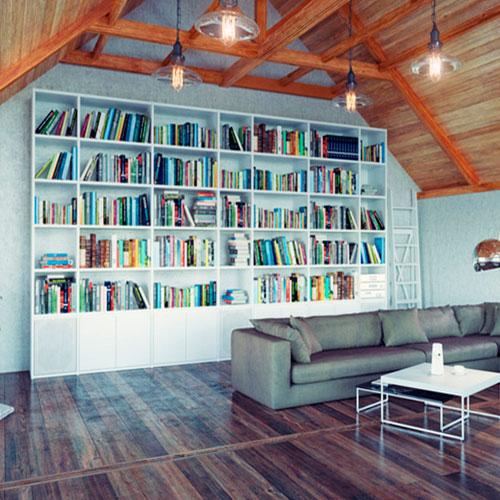 Kitaplık ve Dolap