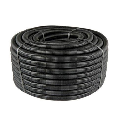 18mm Spiral Boru Siyah
