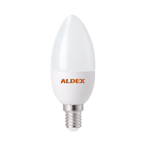 Aldex 3W 6500K E14 Led Mum Ampul
