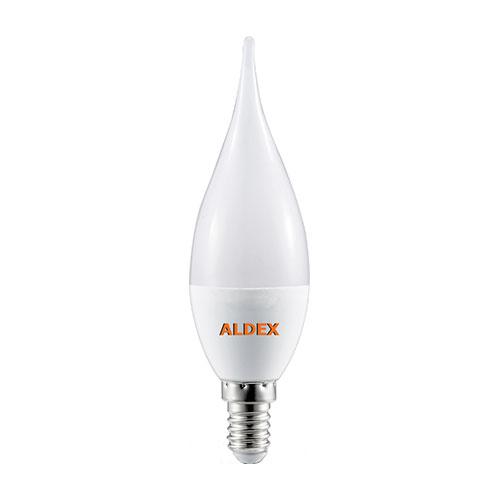 Aldex 5W 3000K E14 Kıvrık Led Buji Ampul