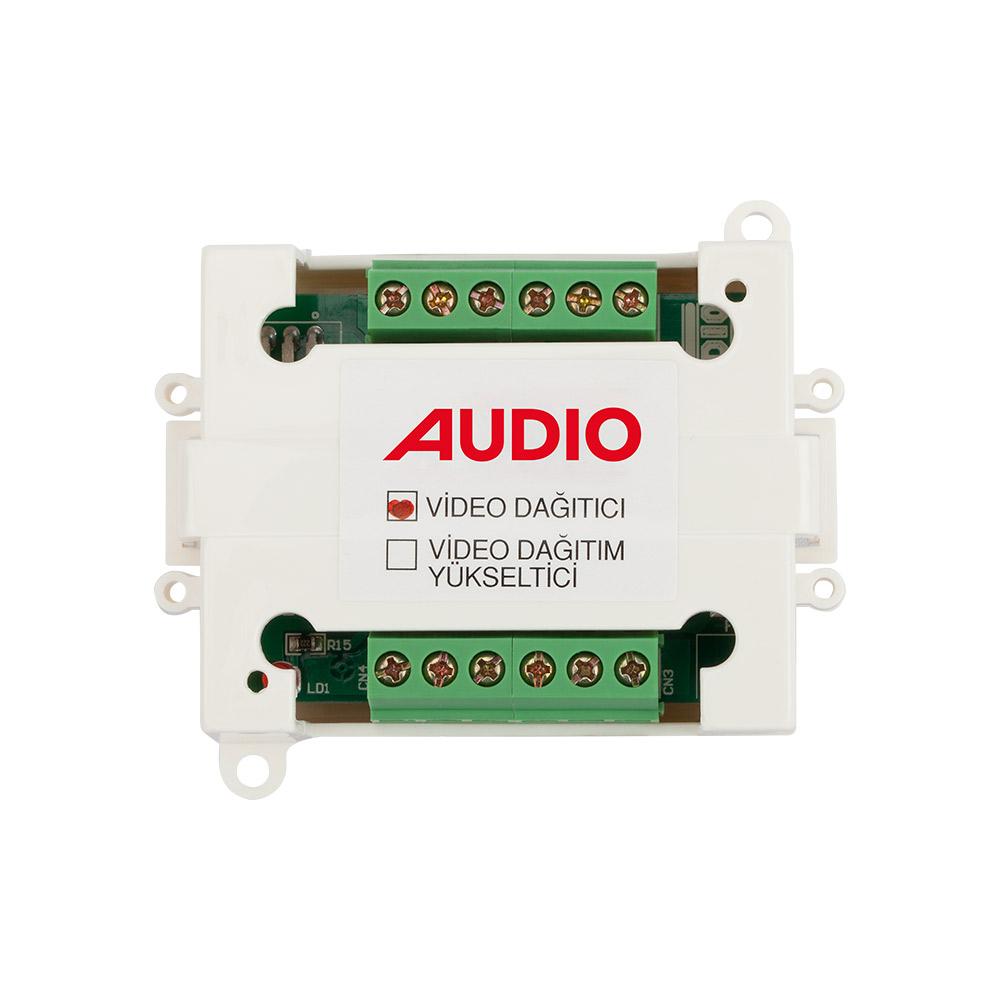 Audio Bus Plus Görüntülü Video Dağıtıcı