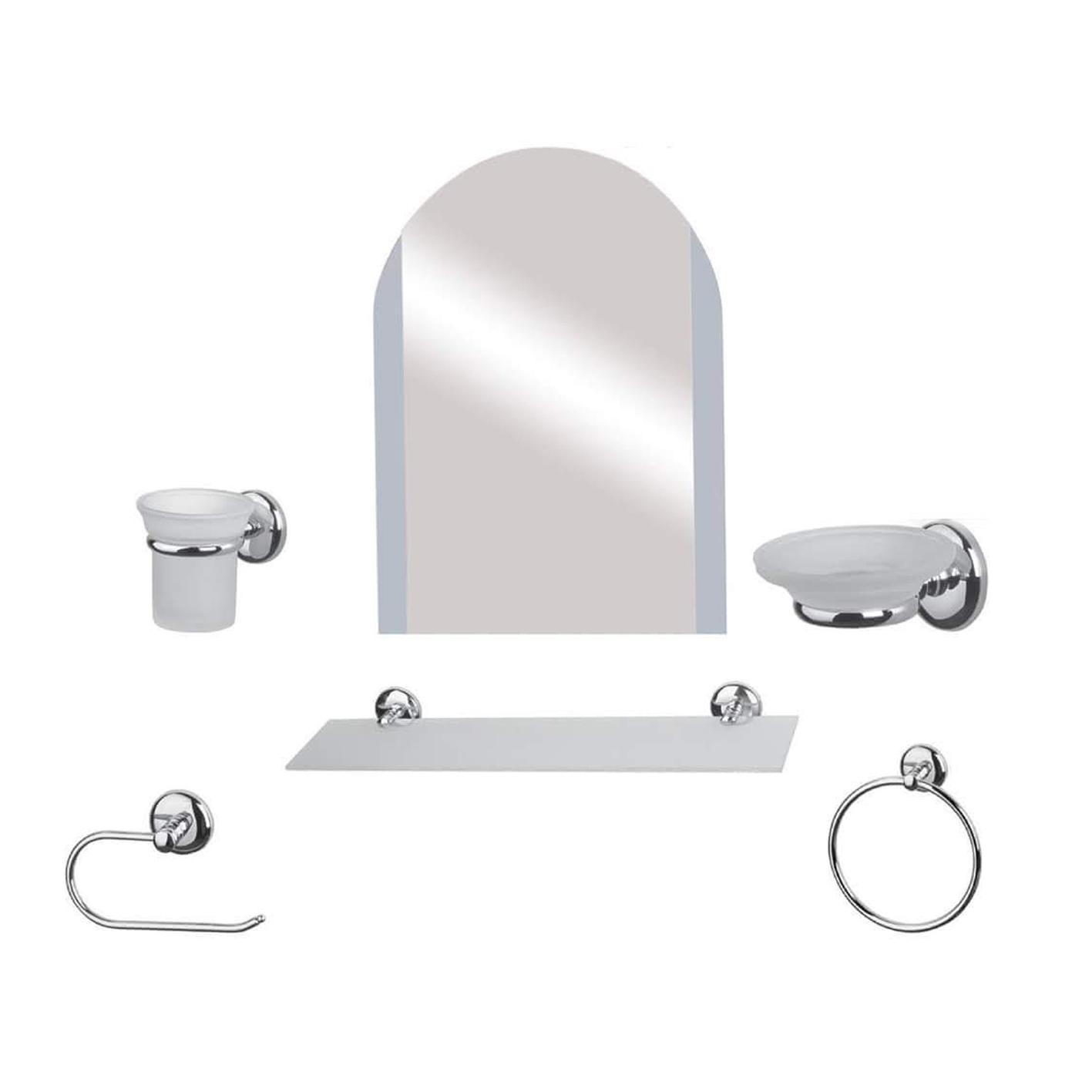 Çapaş Dekoratif Ayna Takımı