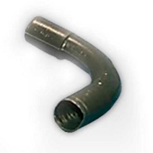 18mm Plastik Dirsek