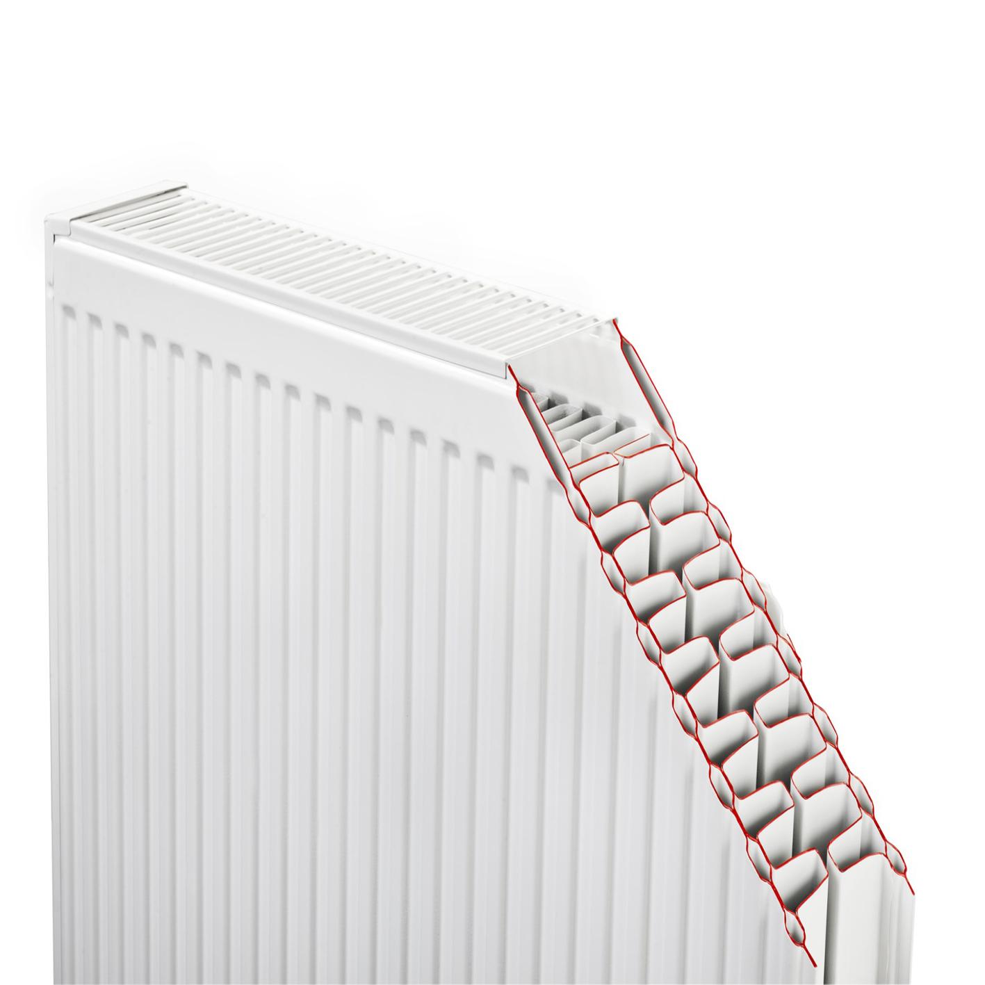 Dlüx 600x1300 Panel Radyatör