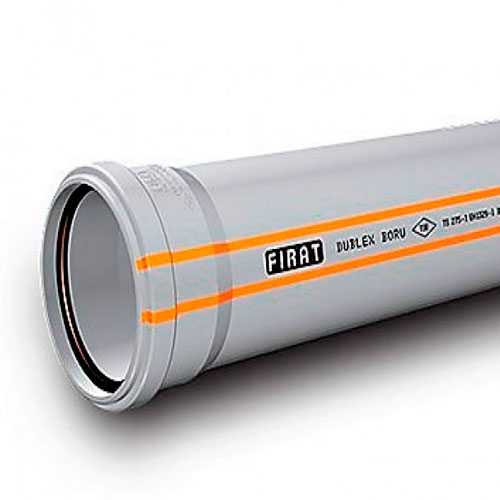 Fırat Dublex 125x500 Pimaş