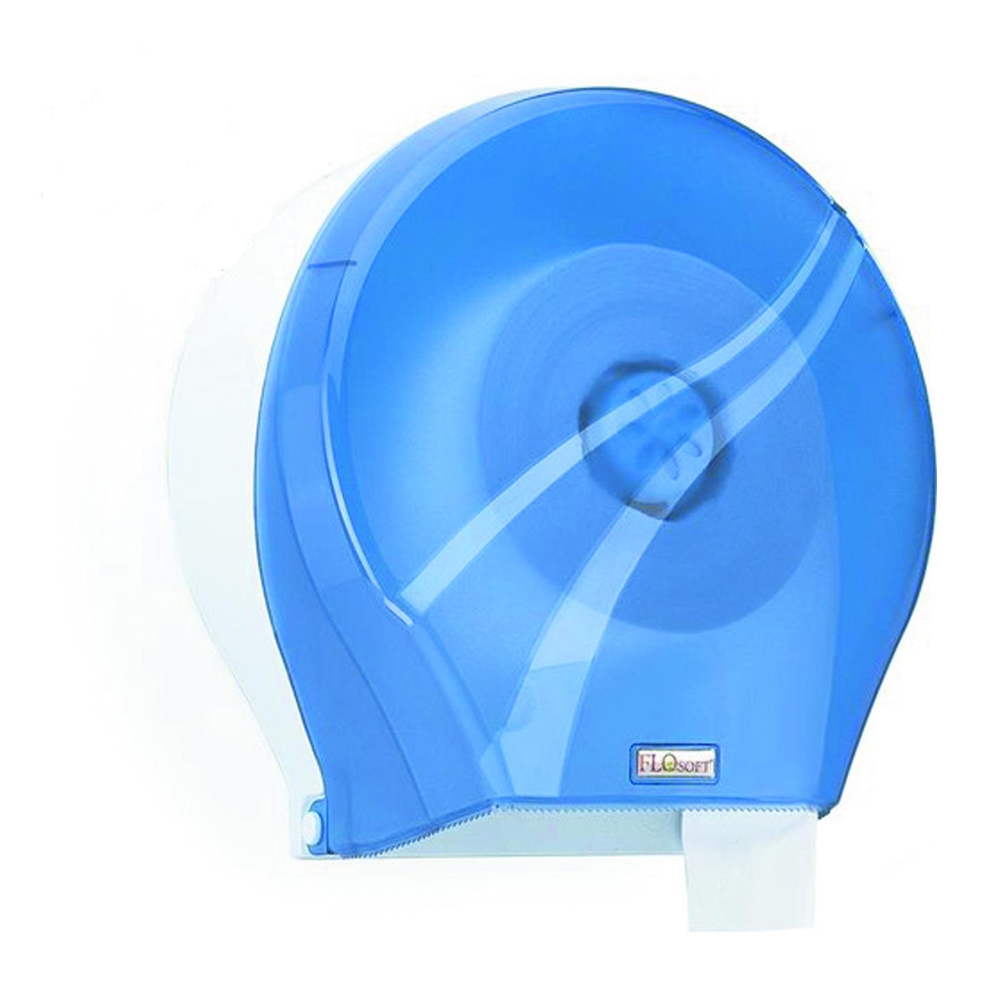 Flosoft Jumbo Wc Kağıt Verici Mavi