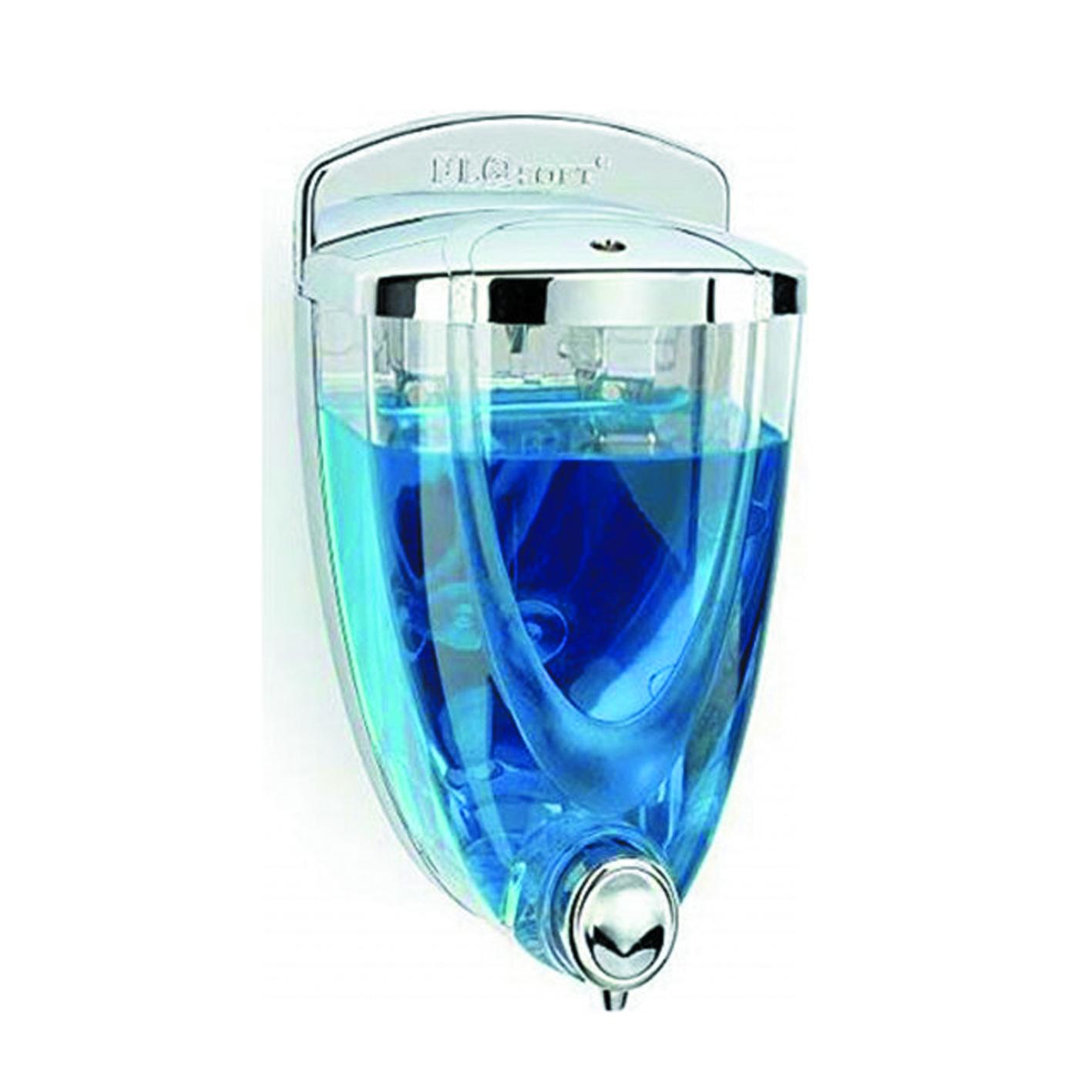 Flosoft Sıvı Sabunluk 650Ml Krom
