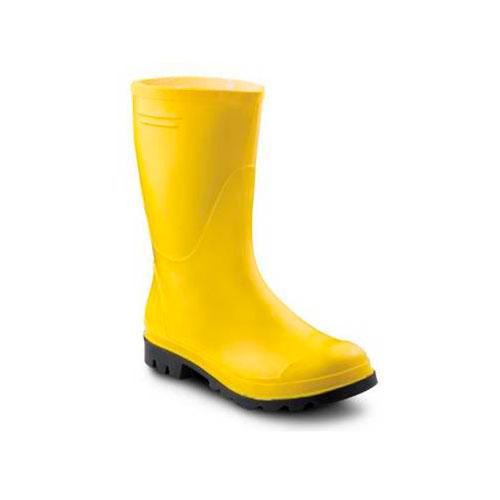 Gezer Sarı Lastik Çizme