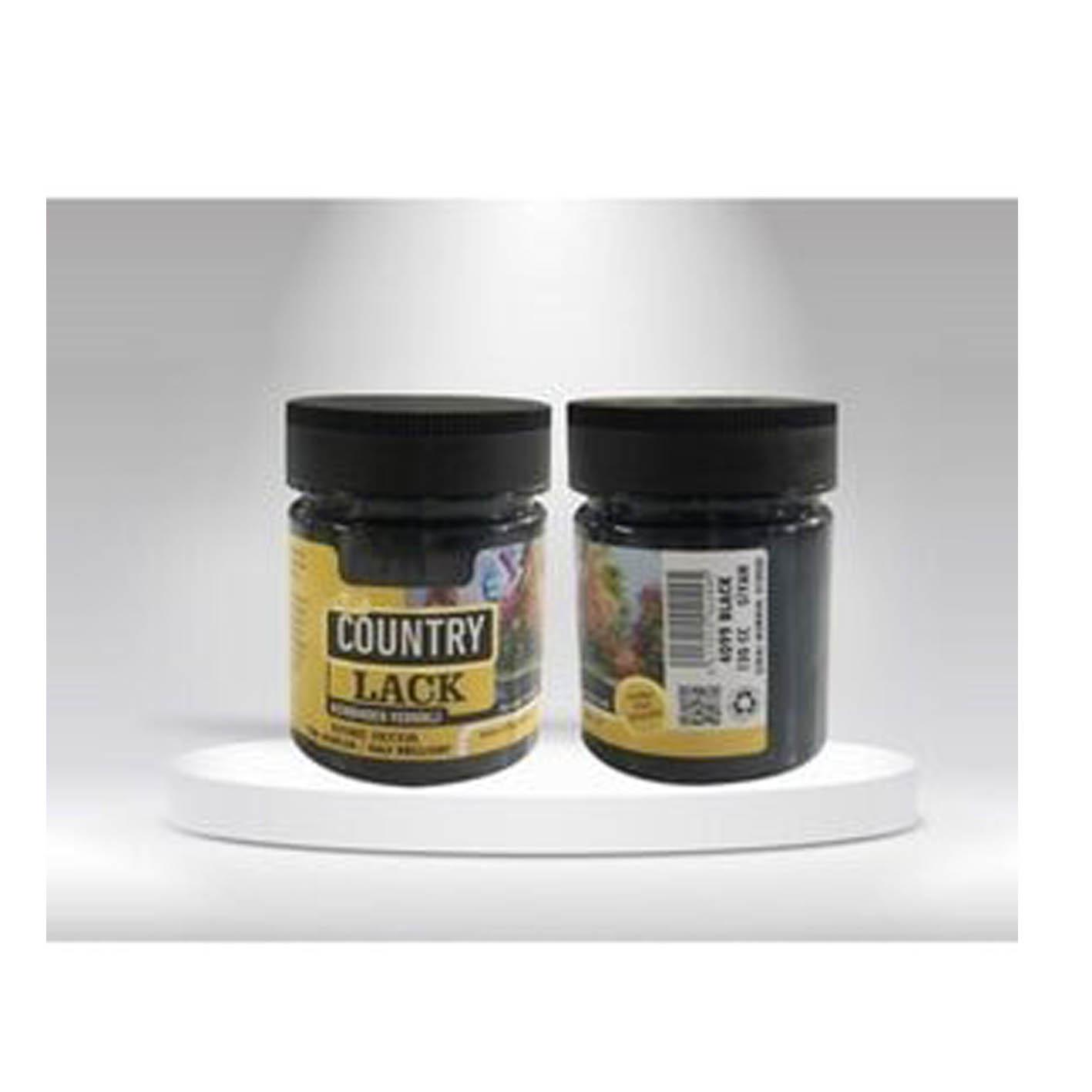 Hobi Boyası Tam Parlak 4050 Siyah 120Cc