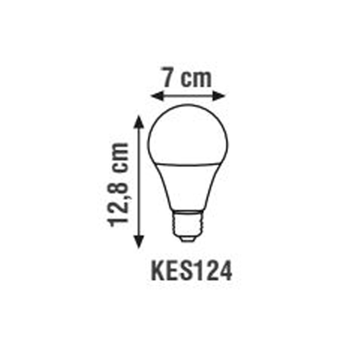 K2 15W 6500K E27 Led Ampul