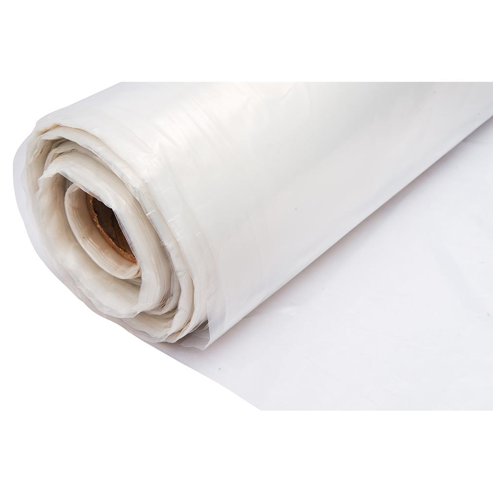 Beyaz Branda - İnşaat Brandası Genişlik 400cm