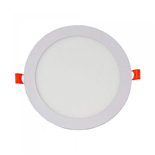 Led Panel Spot 15W Sıva Altı Yuvarlak Beyaz Işık