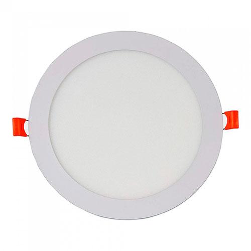 Led Panel Spot 18W Sıva Altı Yuvarlak Beyaz Işık