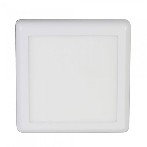 Led Panel Spot 24W Sıva Üstü Kare Beyaz Işık