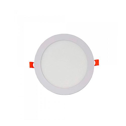 Led Panel Spot 9W Sıva Altı Yuvarlak Beyaz Işık