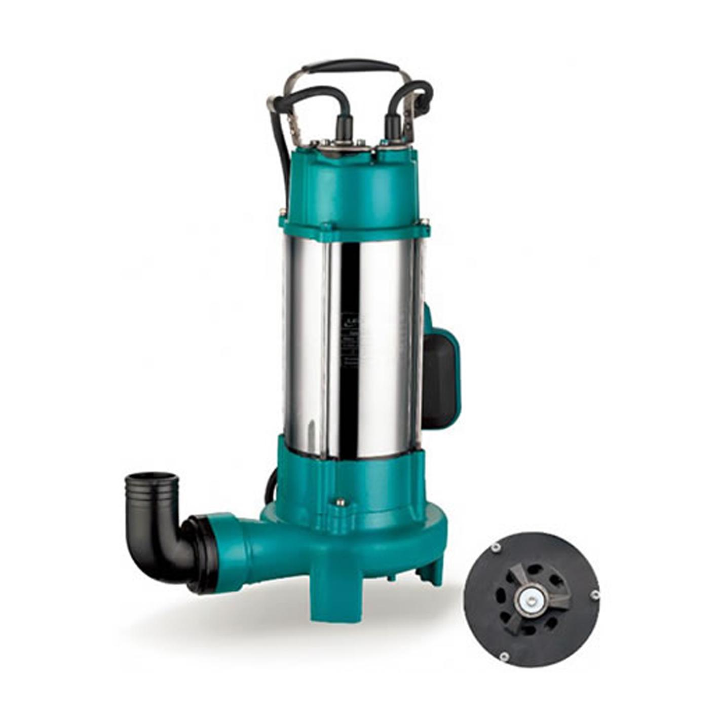 Leo XSP 18-12/1.3ID Çelik Bıçaklı Pis Su Drenaj Pompası