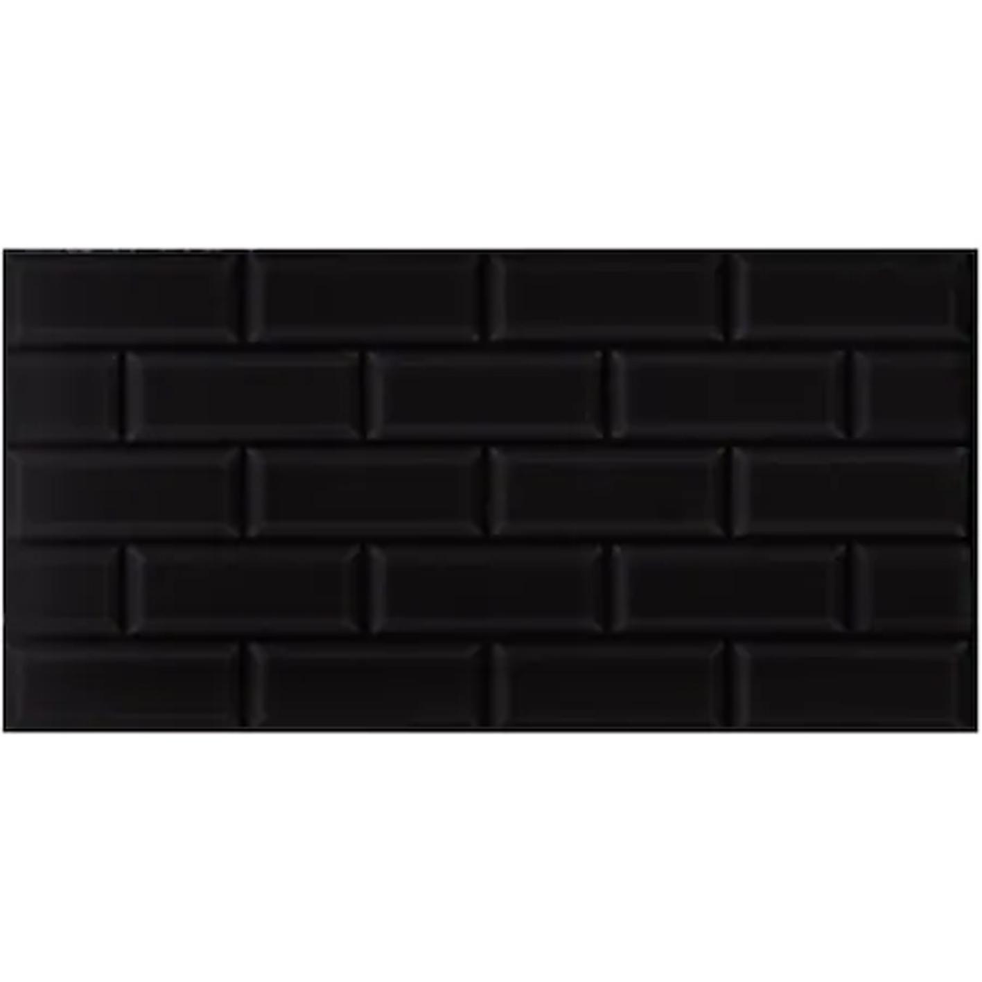 Lotus Siyah Tezgah Arası Seramik 30x60 1paket/1,62m²