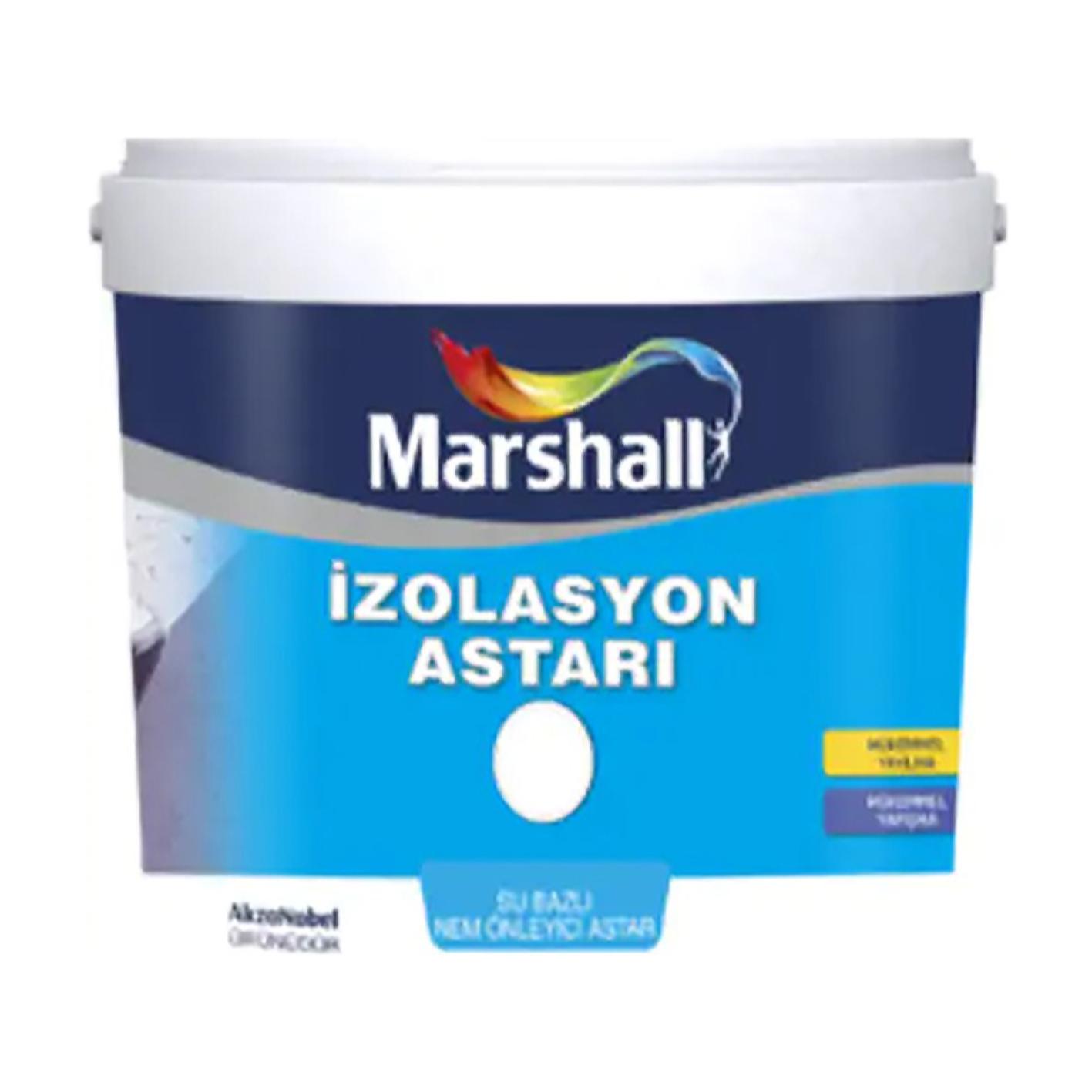 Marshall İzolasyon Astarı 2.5Lt