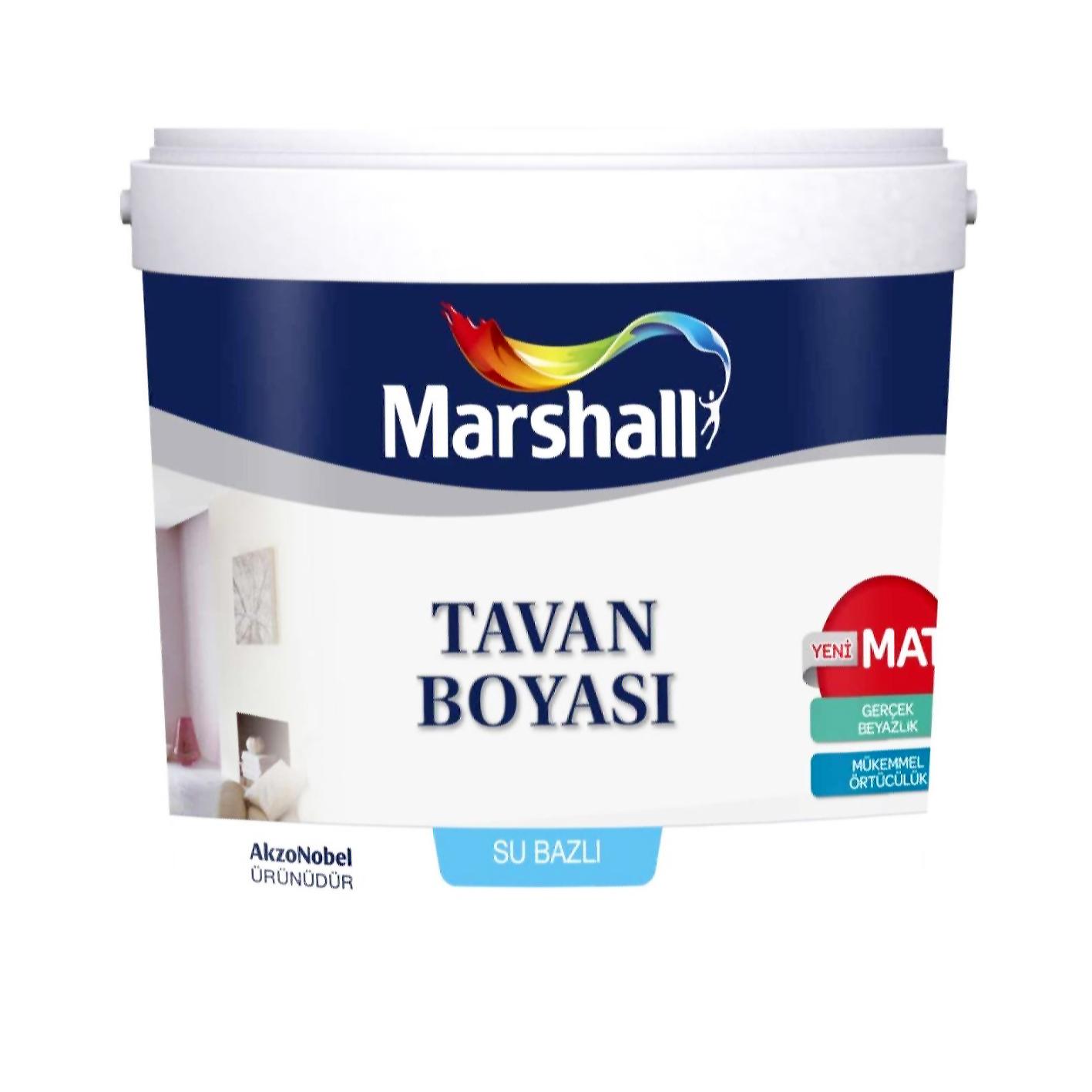 Marshall Tavan Boyası 10.5Lt