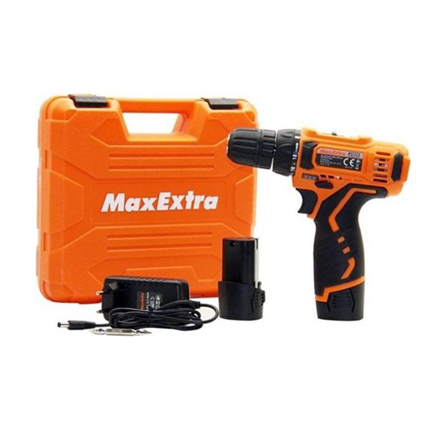 Max Extra MX1215 Akülü Matkap