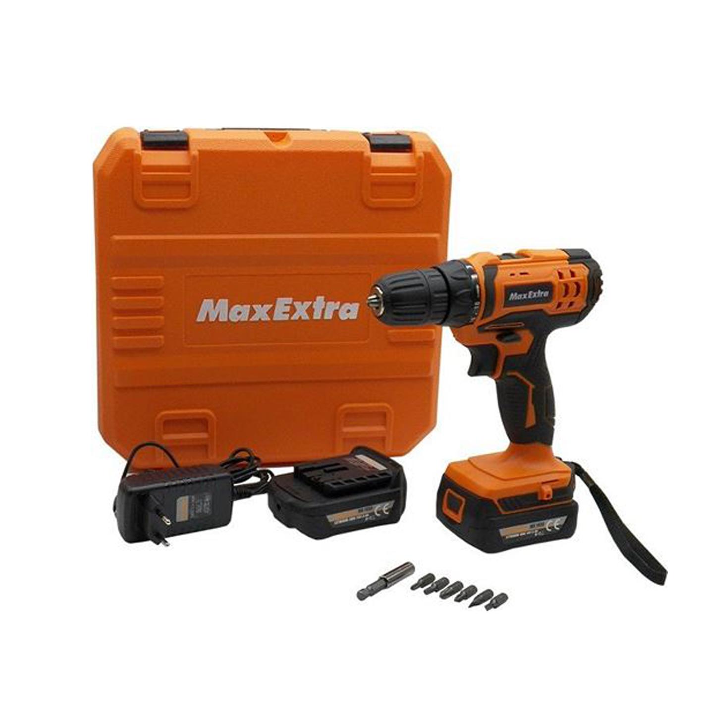 Max Extra MX1450 Akülü Matkap Vidalama