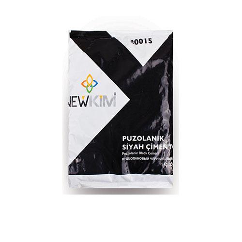 Newkim Çimento 1kg Siyah