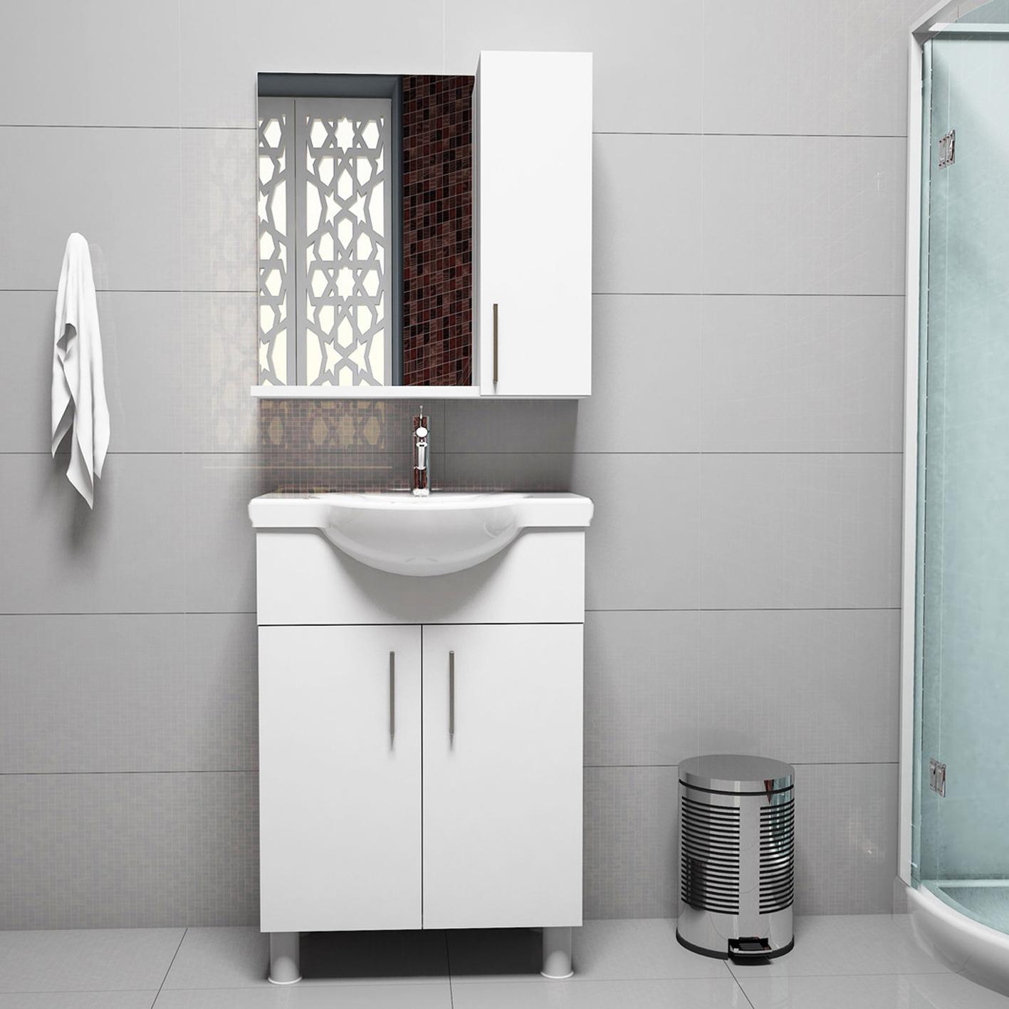 Noya Basic Banyo Dolabı 65 cm