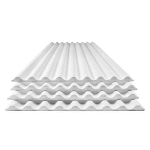 Onduline Altı Beyaz Strafor (20'li Paket)