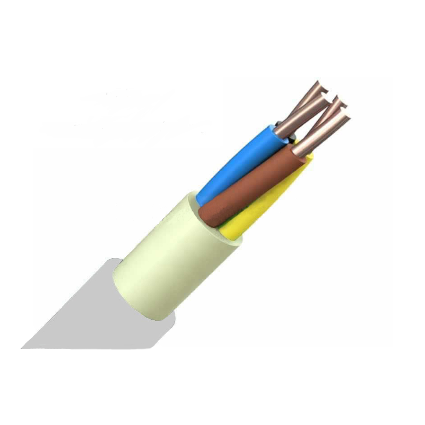 Öznur 2x6 NYM (NVV) Kablo