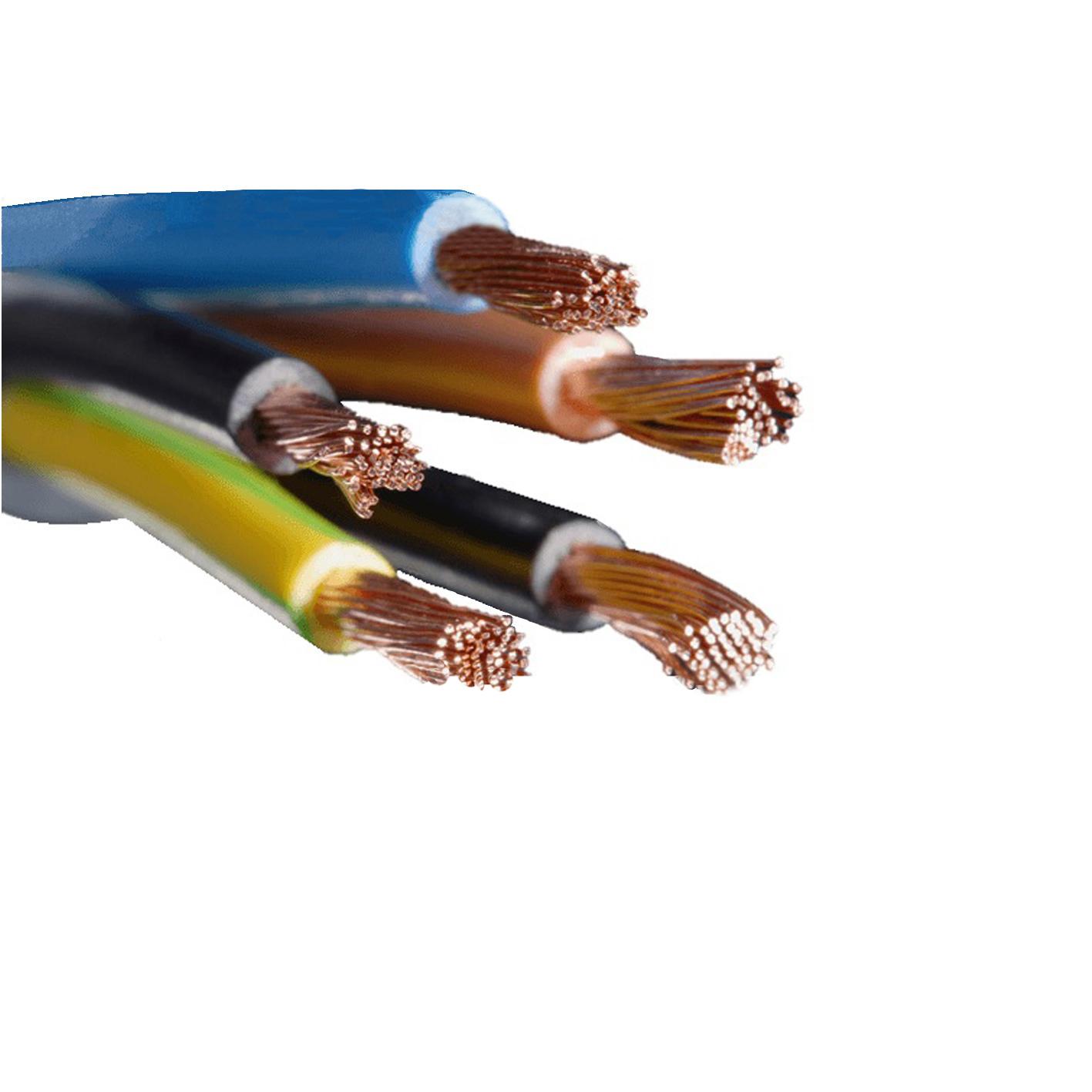 Öznur 5x1.5 TTR (H05VV-F) Kablo