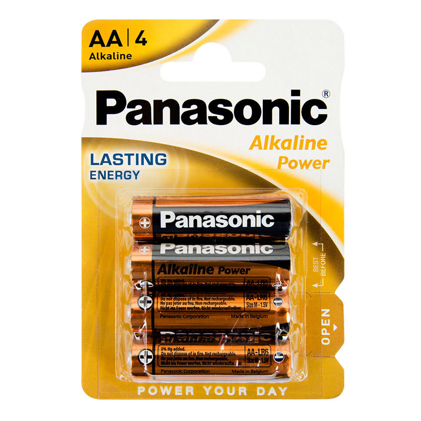 Panasonic Alkaline Power Kalem Pil