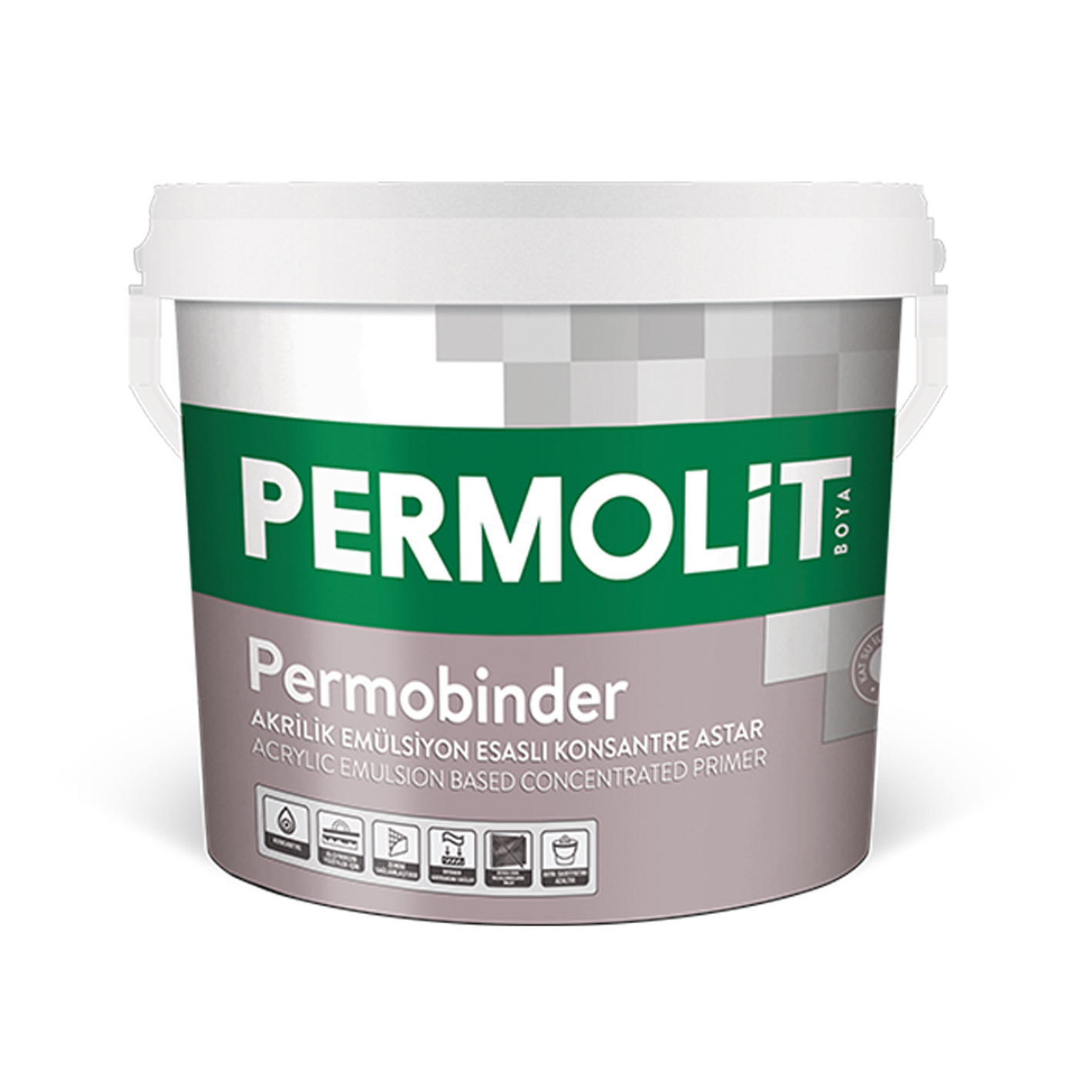 Permolit Permobinder Astar 4Lt