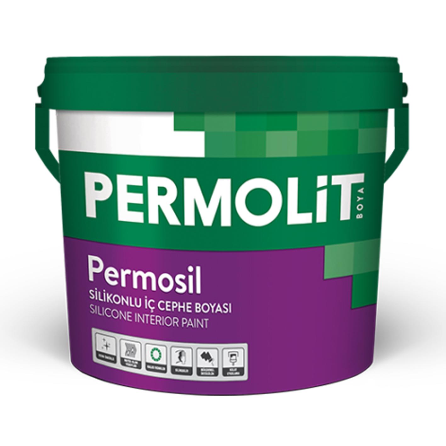 Permolit Permosil İç Cephe Fildişi 3.5Kg