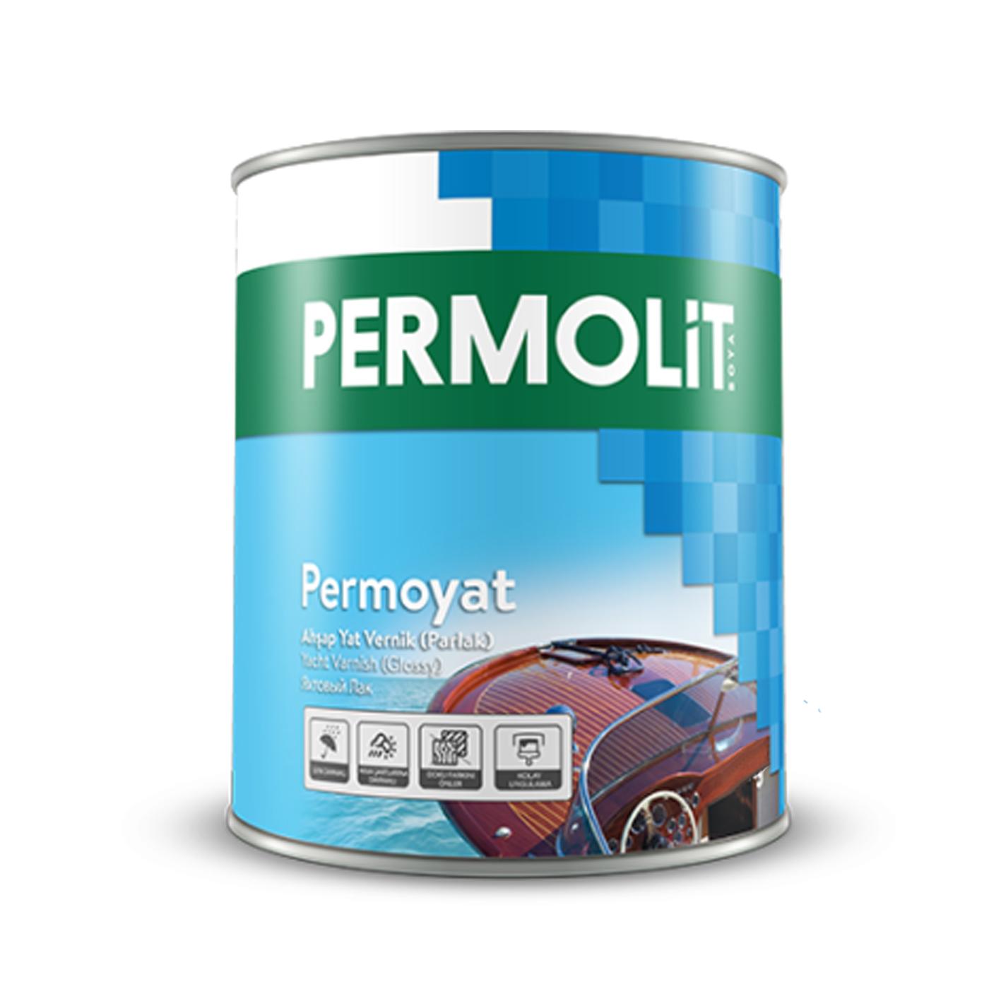 Permolit Permoyat Yat Verniği 0.75Lt