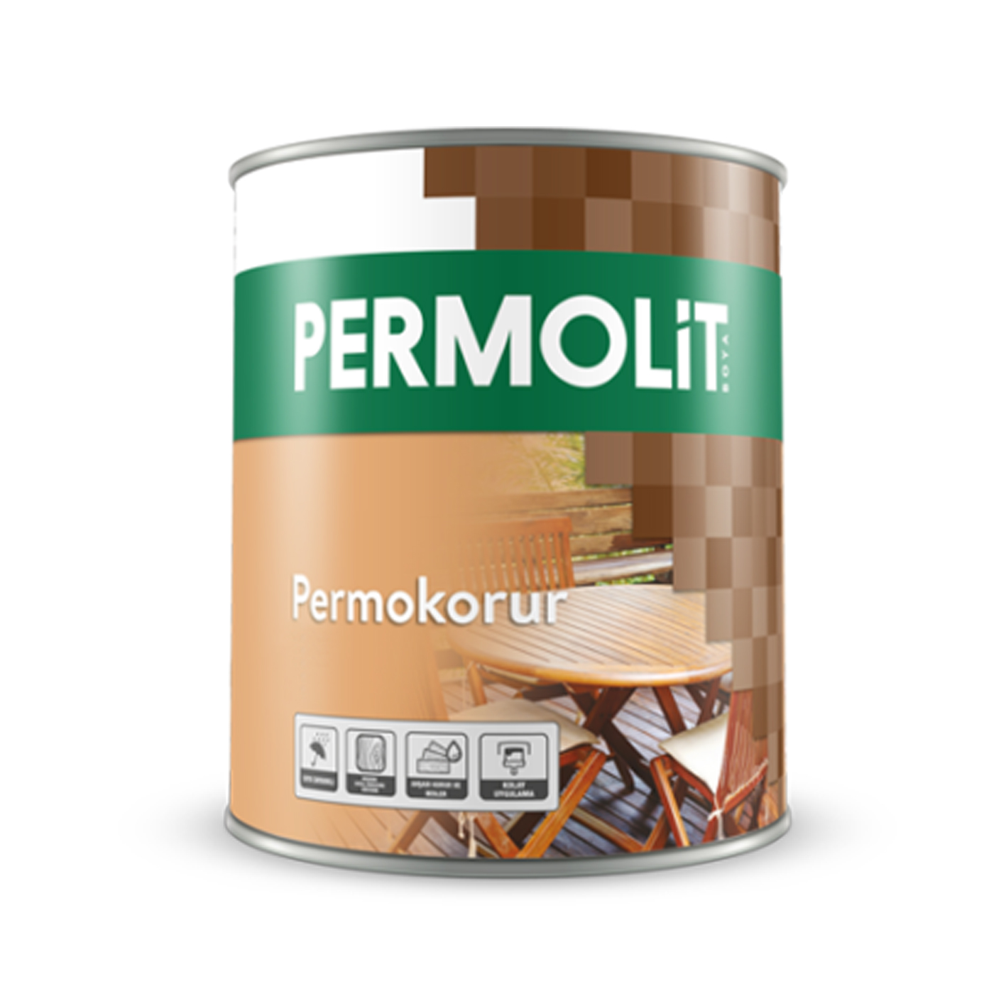 Permolit Permokorur Tik Yağı 0.75Lt