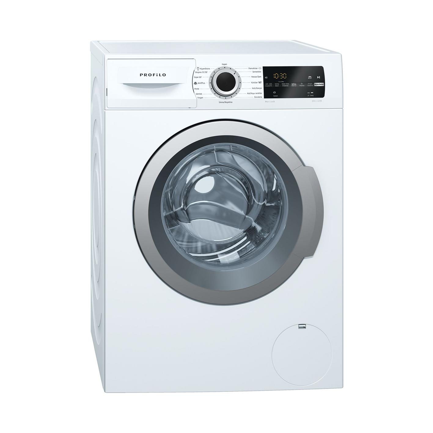 Profilo CMG120DTR Çamaşır Makinesi