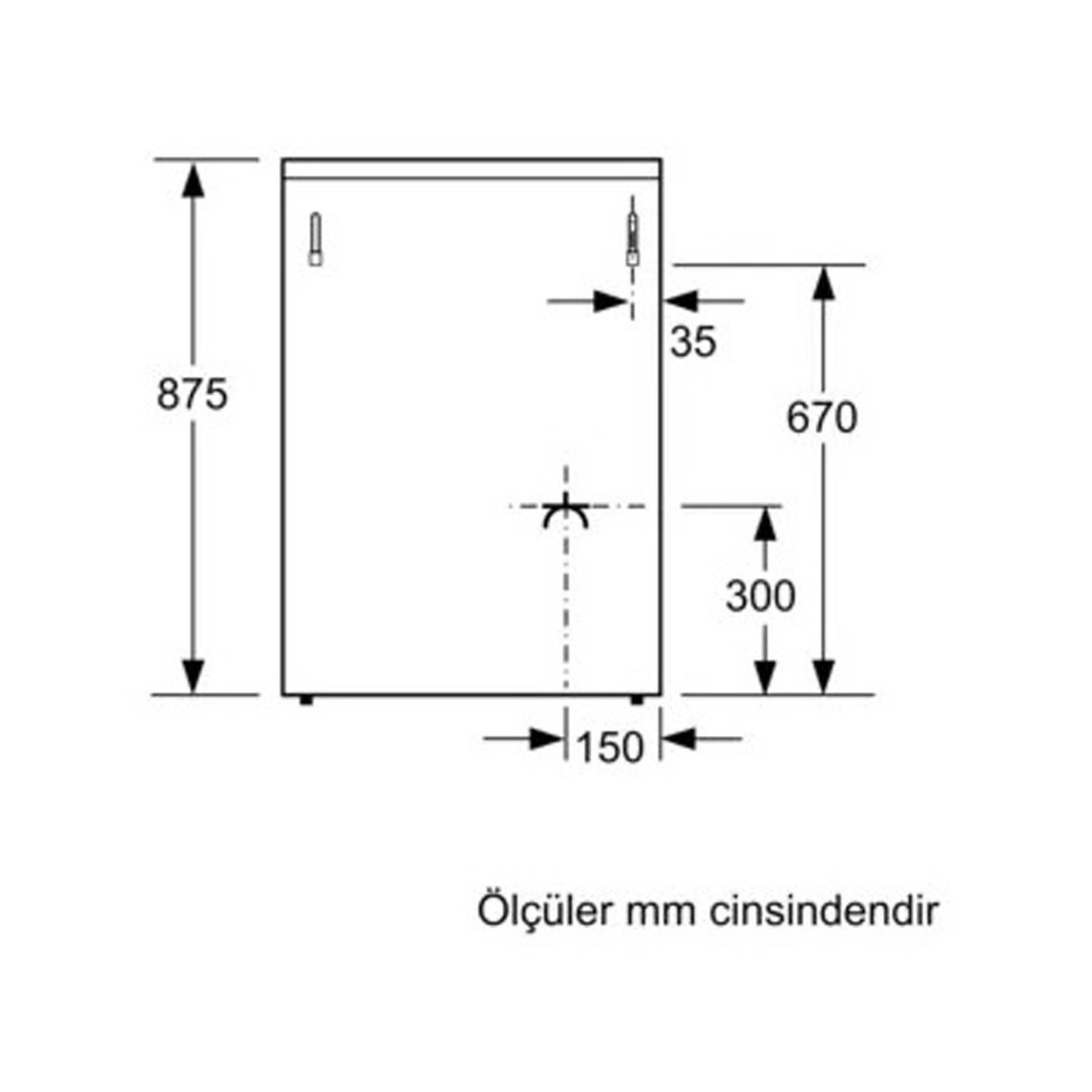 Profilo FRES113HBD Gaz Kombinasyonlu Fırın