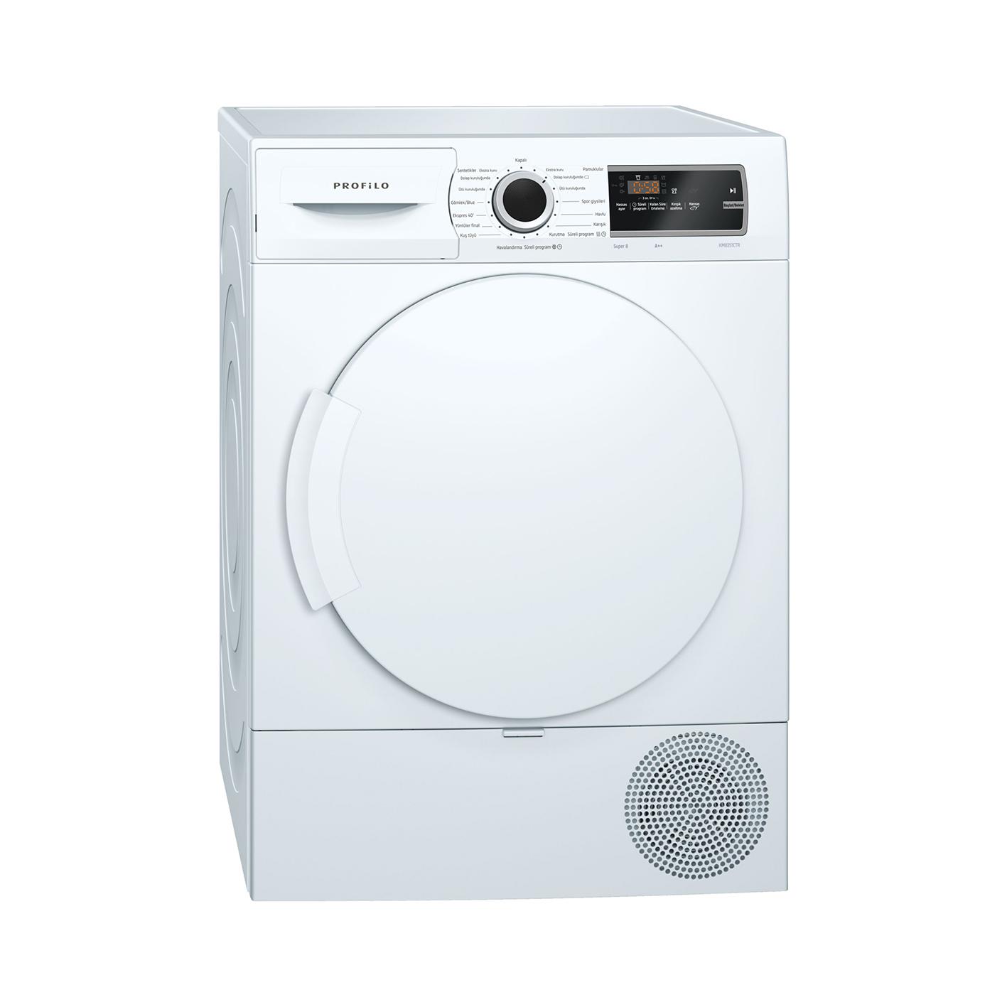 Profilo KM8351CTR Çamaşır Kurutma Makinesi