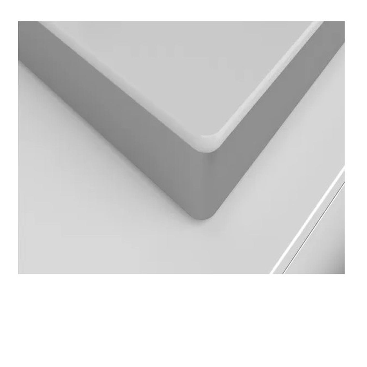 Profilo OO30P2B10D Beyaz Camlı Dörtlü Set Üstü Ocak