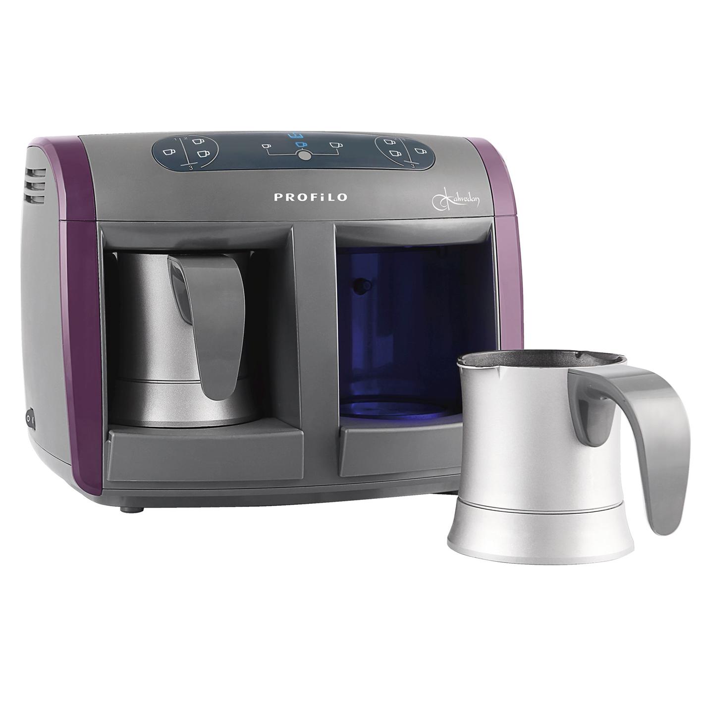 Profilo PKM6009 İkili Türk Kahve Makinesi