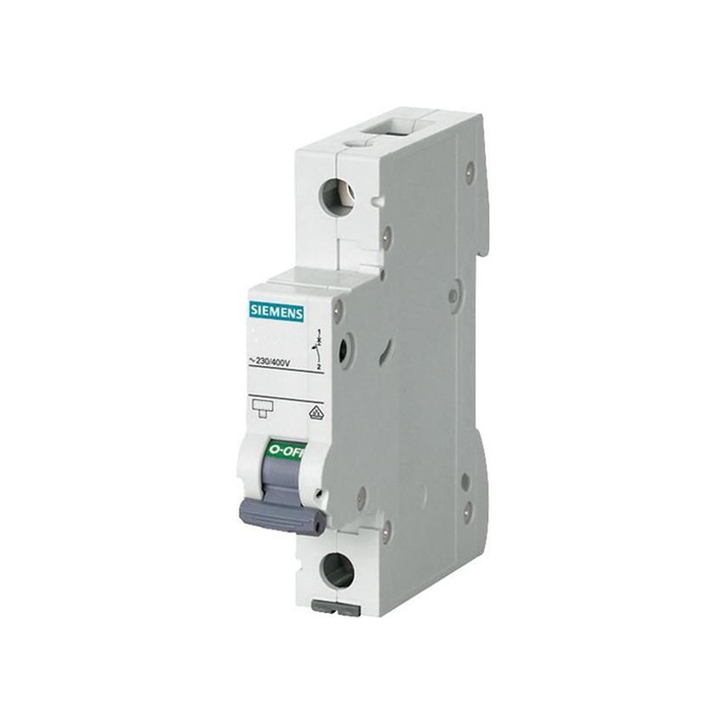 Siemens 1x50A Otomatik Sigorta