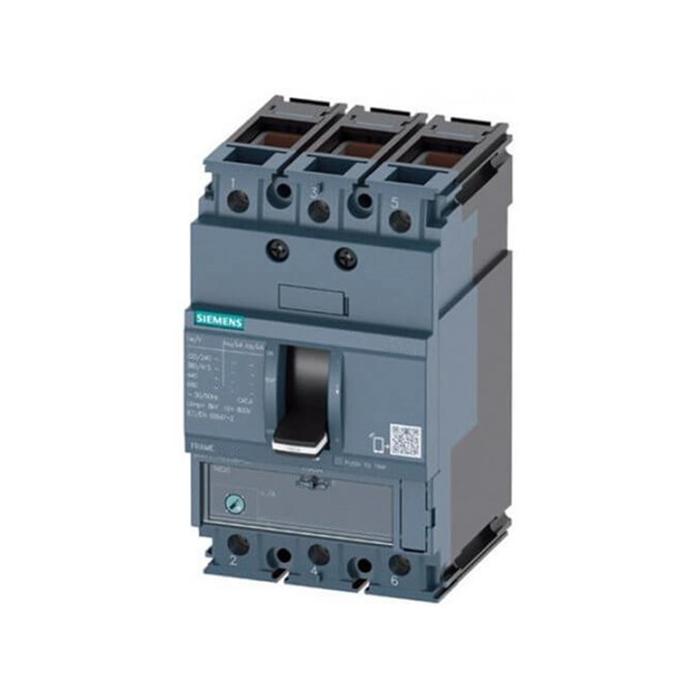 Siemens 400A Ayarlanabilir Kompakt Tip Termik Manyetik Güç Şalteri