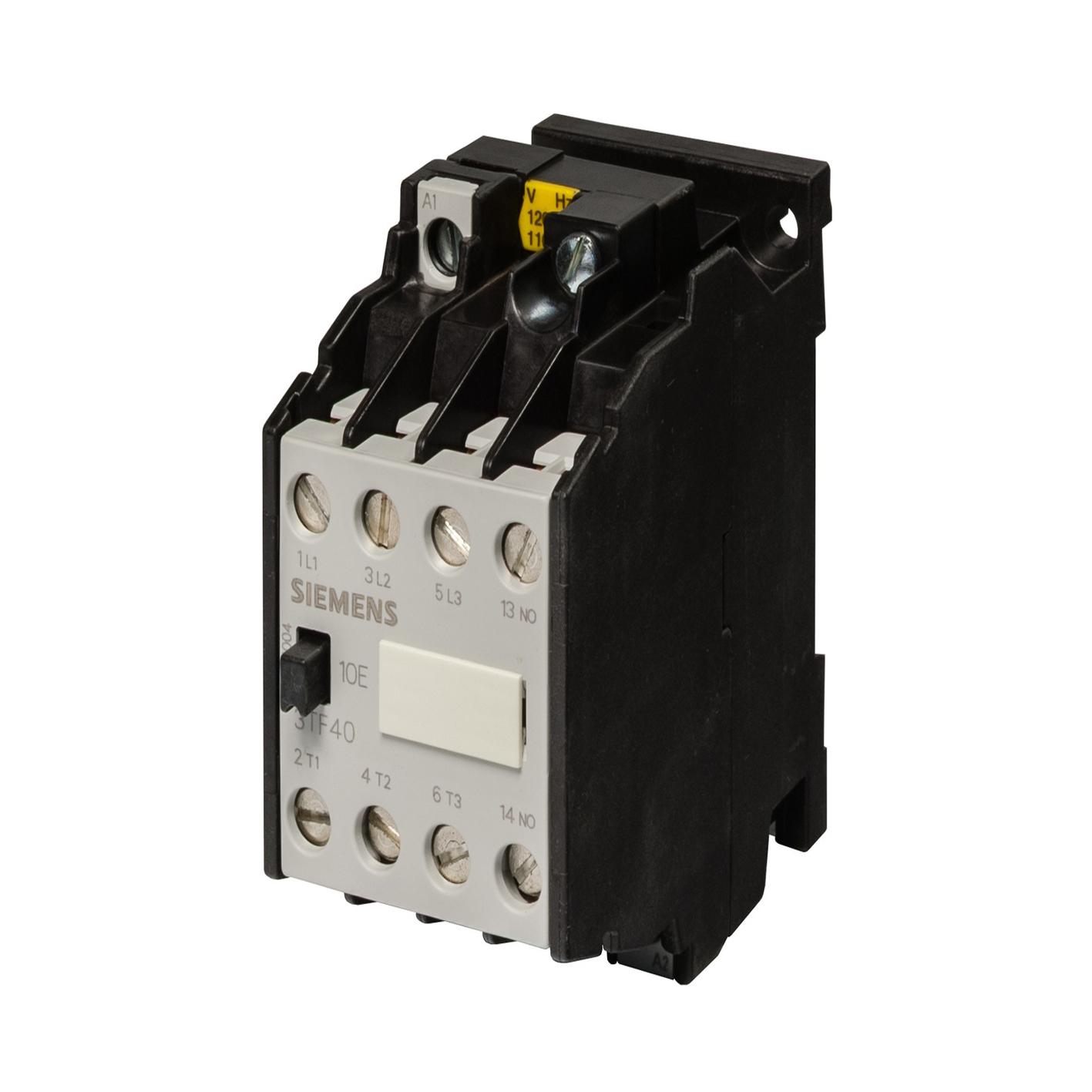 Siemens Kontaktör 3TF40-10