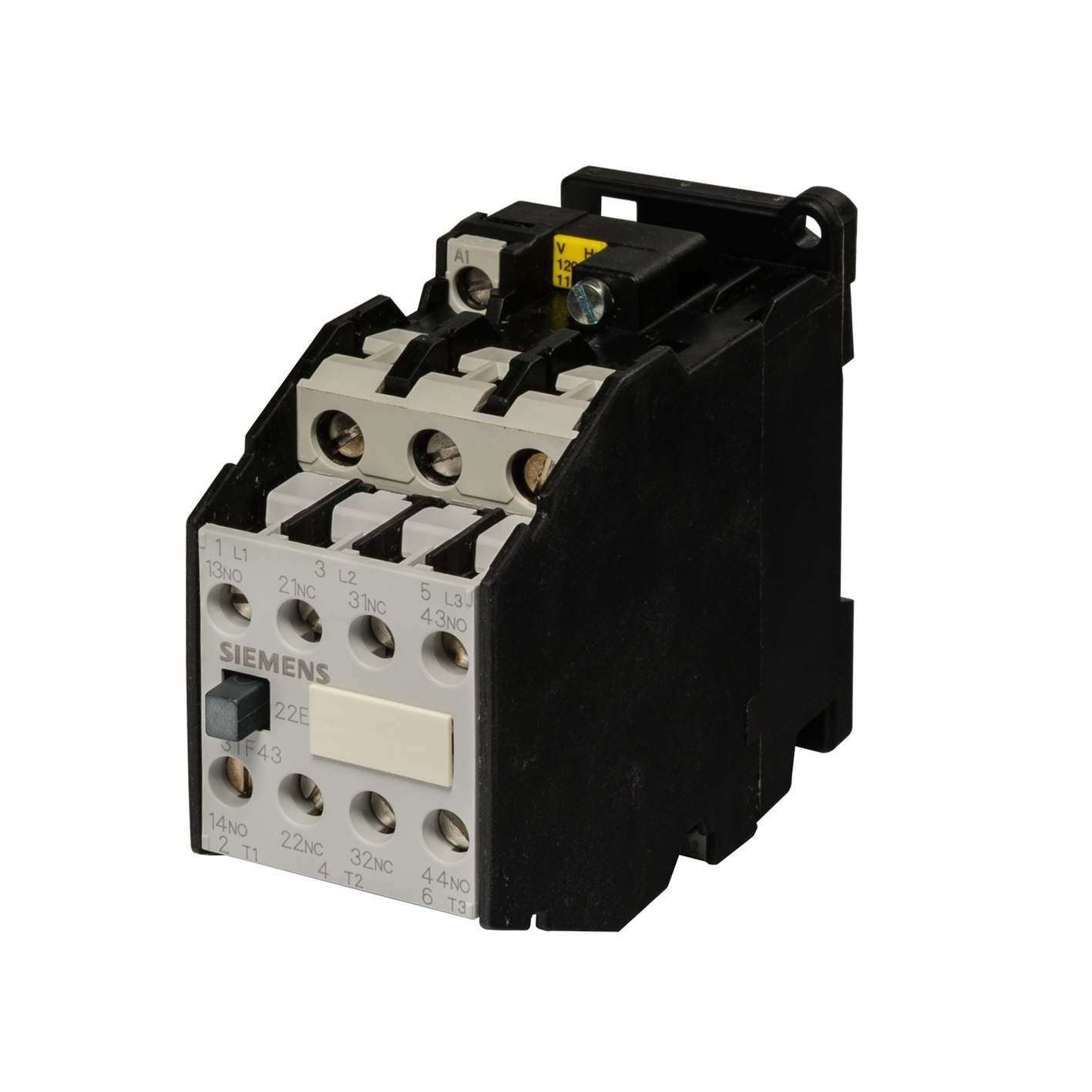 Siemens Kontaktör 3TF43-11