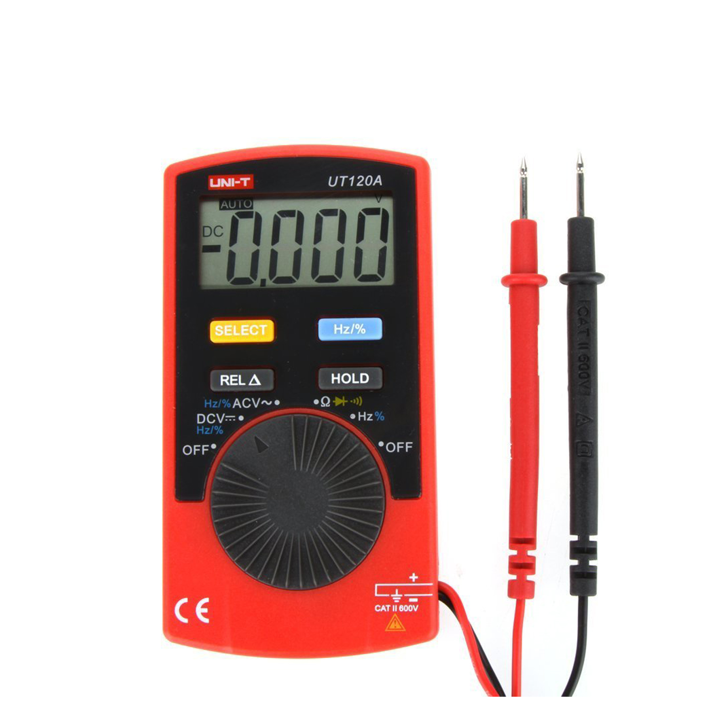 Unı-T Ut 120A Cep Tipi Digital Multımetre