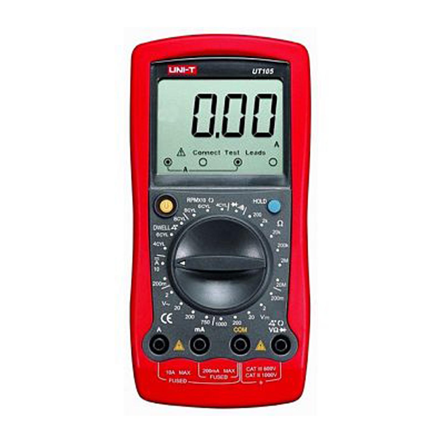 UT105 Dijital Çok Fonksiyonlu Multimetre