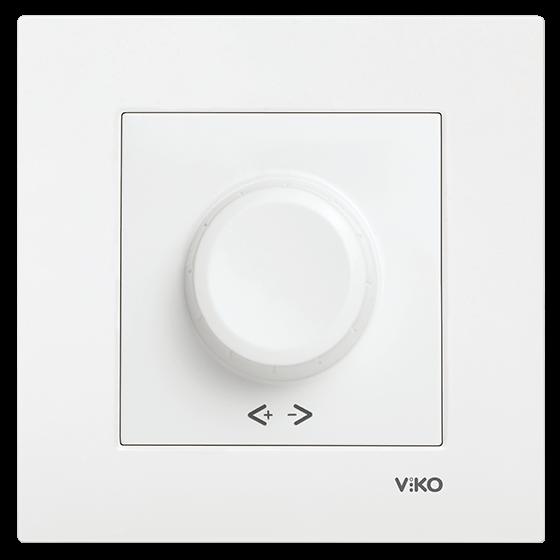 Viko Karre Beyaz Dimmer